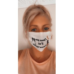 Masque personnalisé