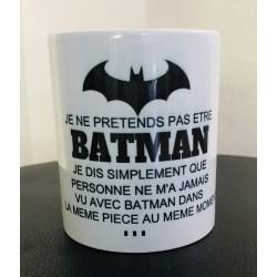 """Mug """" Batman """""""