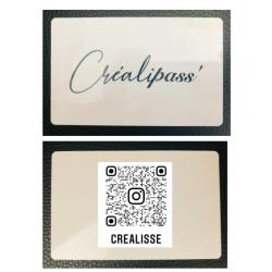 Carte Créalipass'