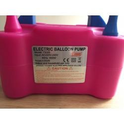 Gonfleur de ballons électrique