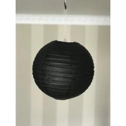 Boule chinoise noire 25 cm