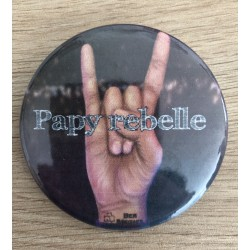 "Badge "" Rebelle """
