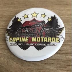 "Badge "" Motard (e) """