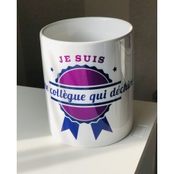 "Mug "" Collègue """