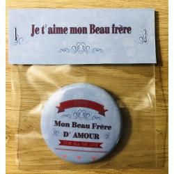 """Magnet """" Mon Beau-Frère..."""