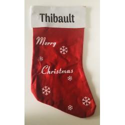 Chaussette de Noel...