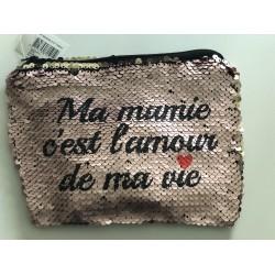 "Pochette "" Ma mamie c'est..."
