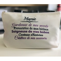 "Pochette "" Mamie """